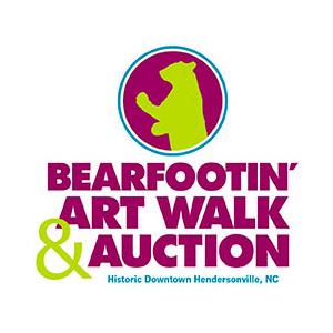 Bearfootin' Art Walk & Auction