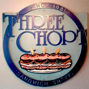 Three Chopt Sandwich Shoppe