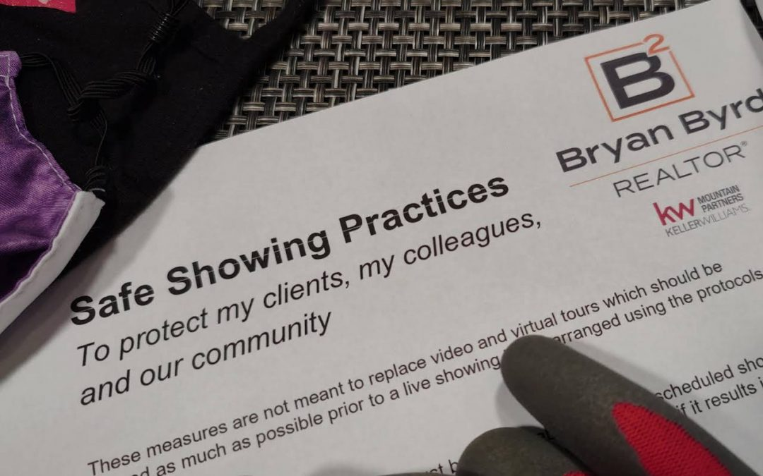 """Tools like """"Video Open Houses"""" and setting clear expectations for buyer's agents are the keys to protecting my listing client's health and home."""